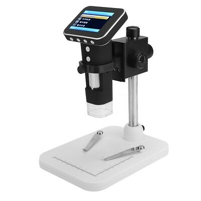 "2MP 500X Microscopio elettronico digitale 2.4 ""lente d'ingrandimento con LED"