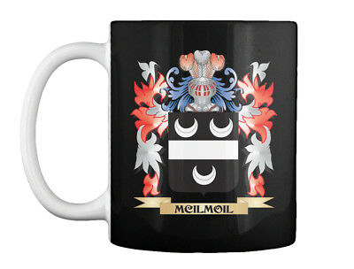 Mcilmoil Coat Of Arms Family Crest Gift Coffee Mug