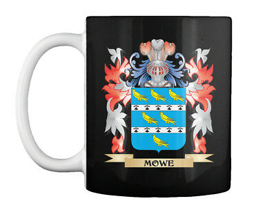 Mowe Coat Of Arms Family Crest Gift Coffee Mug