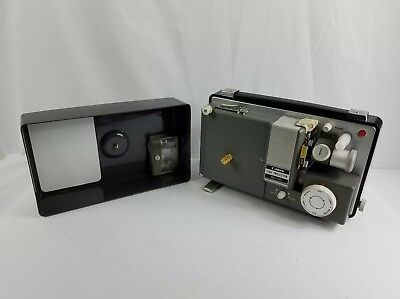 Vintage Canon S-2 Cine 8 mm and Super 8 Film Projector - Tested