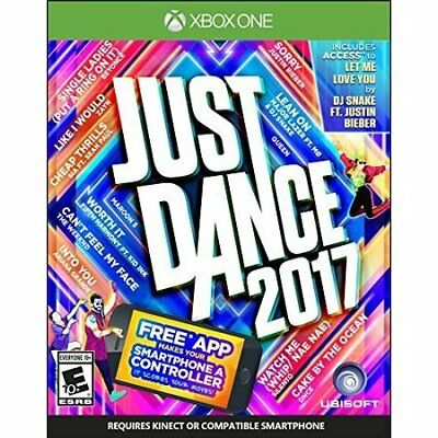 Ubisoft Just Dance 2017 Xbox One