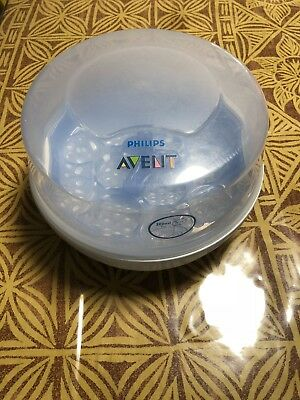 Philips Avent Microwave Bottle Steriliser