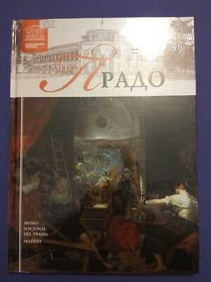 New  Book of Art Great Museums of the World PRADO Madrid  in Russian Музеи мира