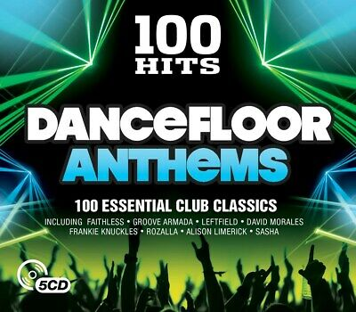 100 Hits: Dancefloor Anthems - Various Artists (Box Set) [CD]