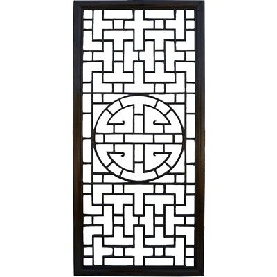 Antique Style Chinese Wooden Wall Hanging/Window Shutter (WHC-REG1)