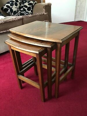 Vintage Nest of Tables 1940's