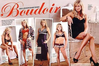 Claire King Hot Glossy Photo No1