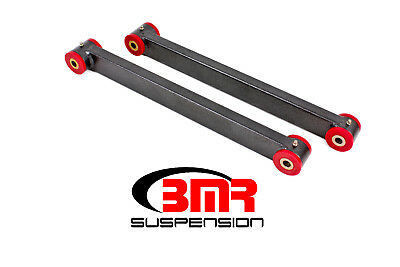BMR Suspension TCA032, Lower Control Arms, Boxed, Non-adj, Poly Bushings