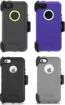 Brand New!! Otterbox Defender Case for iPhone 5C With Belt Clip