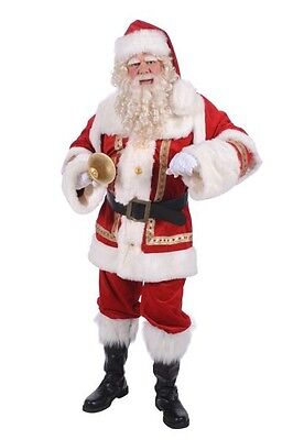 XXL Professional  Father Christmas Costume