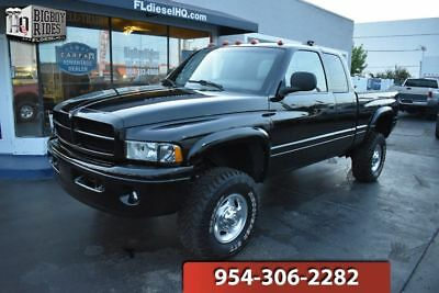 2001 Dodge Ram 2500 SPORT LARAMIE 2001 DODGE RAM 2500 4x4 6 Speed Manual 5.9 Cummins Turbo Diesel 2nd Gen SPORT