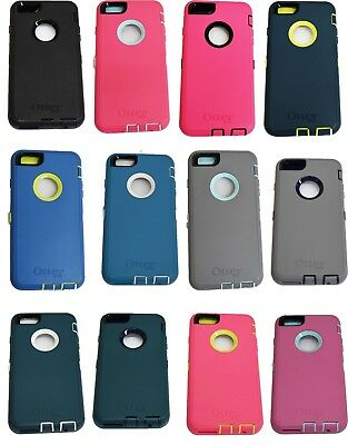 New!! Otterbox Defender case for iPhone 6 plus/6s plus Belt Clip sold separately