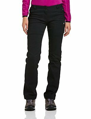 Craghoppers Damen Outdoor Reise Kiwi Pro Stretch Hose gefüttert, Black, 44