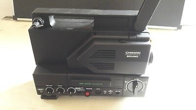 Chinon Sound SP-330 Tonfilmprojektor,  Super 8 Projektor,  NEU  in OVP