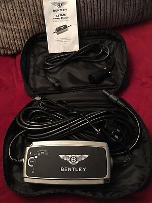 Bentley Battery Charger Xs 7000 Ctek