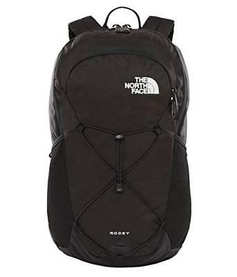 (TG. Taglia unica) The North Face, T93KVC, Zaino Rodey, Unisex - Adulto, Nero (T
