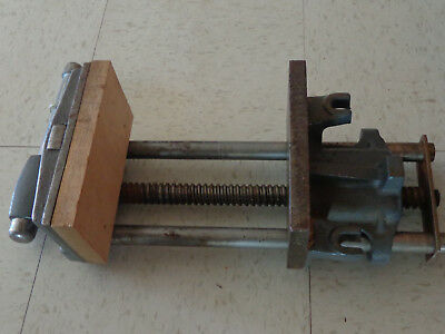 Columbia 7-RD  Heavy Duty Quick Release Wood Workers Vise