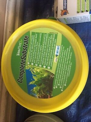 complete Live Planted Aquarium Fish Tank Substrate