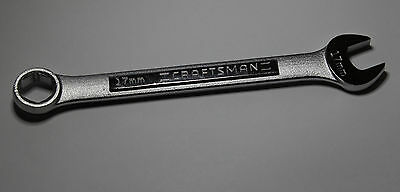 Craftsman 6 Point Combination Wrench Metric and SAE - Choose Your Size