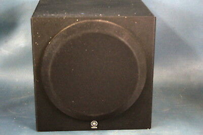 YAMAHA YST-SW012 HOME Theater Front Firing Active Powered 8 Inch Subwoofer