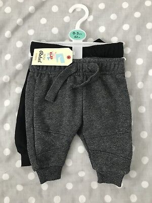 baby boy joggers 0-3 months
