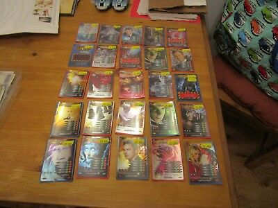 Dr Who Cards 25 In Total Rare Ones Included Battles In Time Tardis Dalek
