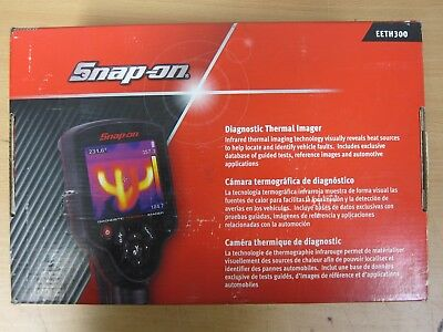 BRAND NEW Snap On EETH300 Diagnostic Thermal Imager NEVER USED