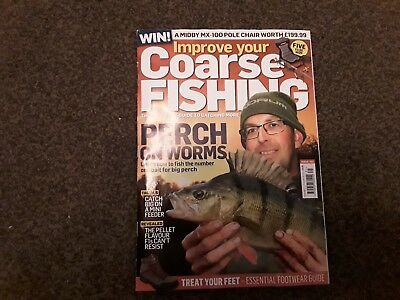 Improve Your Coarse Fishing December  2017