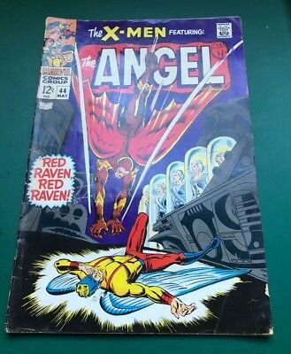 Marvel - X-Men #44  G/VG