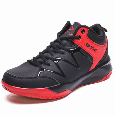 6ff5ffd2c22f Men s Fashion Basketball Boots Shoes Athletic High Top Sports Sneakers  Outdoor