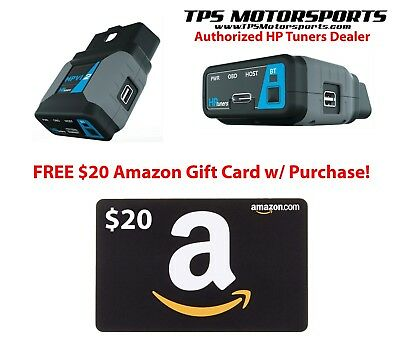 HP Tuners MPVI2 VCM Suite Standard +$20 Amazon Gift Card