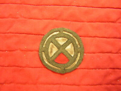 35Th Division  - 110Th Engineer Train - Patch