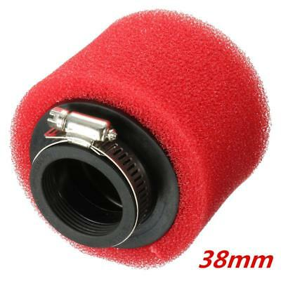 Racing  Air Filter ATV For GY6 50cc 38mm red For Motorcycle Scooter  Dirt Pit
