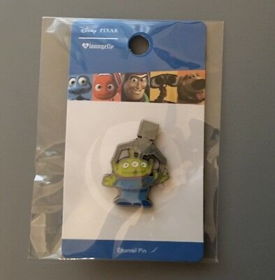 Disney Pixar Toy Story The Claw Little Green Men Loungefly Enamel Pin LGM