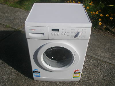 Washing Machine Bosch Classi Xx