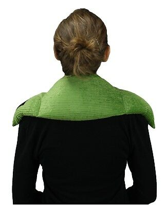 Lupin Heat Pack XL Neck Wrap (why is Lupin seed better than a Wheat Pack? )