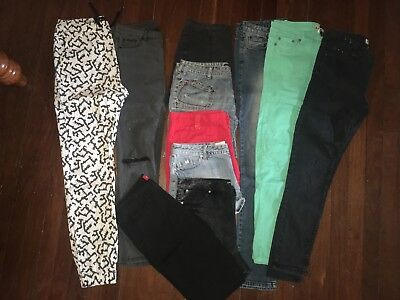 Women's Assorted Pants Bundle Size 10 - 12 Billabong, Roxy, Ghanda, Zanerobe