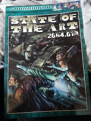 State of the Art 2064.01D Shadowrun 3.01D