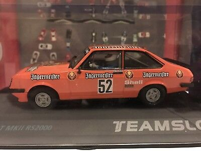 Buy It Now MIB Teamslot Ford Escort MkII RS2000 Jagermeister 12704 Rare SCA5928