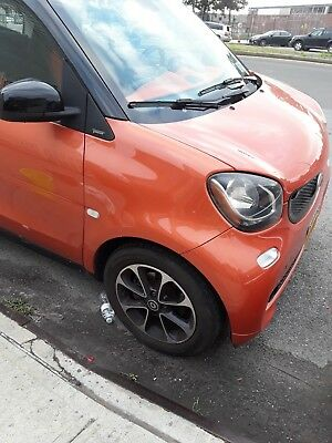 2016 Smart Fortwo  smart car fortwo 453