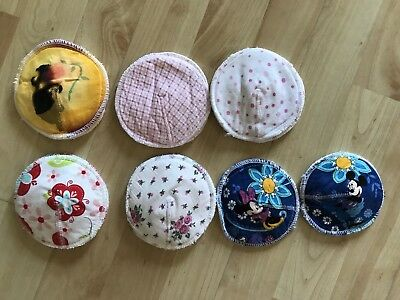 Washable Reusable Nursing Pads lot of 13 pairs Organic Bamboo Unused