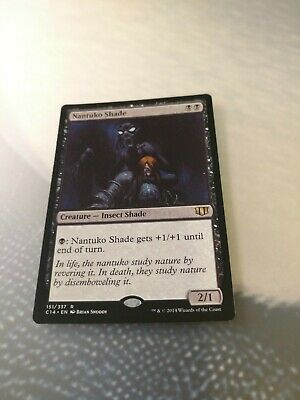 RARE mtg NANTUKO SHADE Commander 2014 C14 151/337 magic the gathering NEW