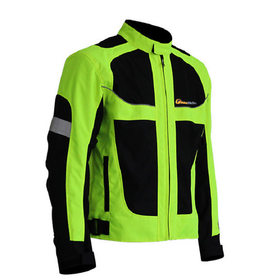 Motorcycle Racing Jackets off-road ride windproof Reflective Safety Riding Coat
