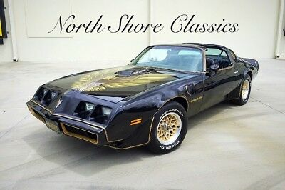 1979 Trans Am BUILD SHEET-ONE OWNER HIGH QUALITY PAINT T TOPS-LO 1979 Pontiac Trans Am for sale!