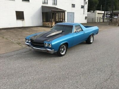 1970 El Camino - READY FOR A DRIVER - CLEAN AND SOLID- 1970 Chevrolet El Camino for sale!