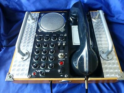 VINTAGE SPIRIT OF ST. LOUIS NEW YORK-PARIS HANDS-FREE TELEPHONE Made for S.O.S.L