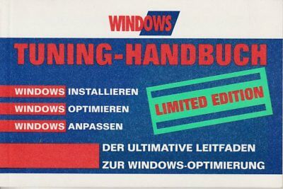 Windows Tuning Handbuch, für Nostalgie-Fans, Windows 3.1