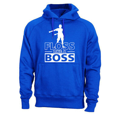Flossin Dance Floss Like a Boss Kids Hoodie Sweatshirt