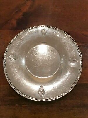 Community Plate 11988 - Vintage tray with 4 medallions