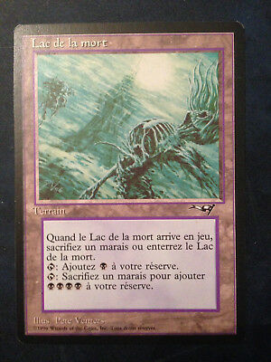 MTG - Lac de la Mort / Lake of the Death - Alliance - R - NM -VF
